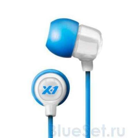 X-1 Women's Surge Mini White Водонепроницаемые наушники (iPod)