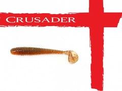 Мягкая приманка Crusader No.08 55мм, цв.015, 10шт.