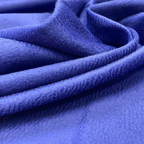 Ткань пальтовая Loro Piana цвет ярко-синий  3302