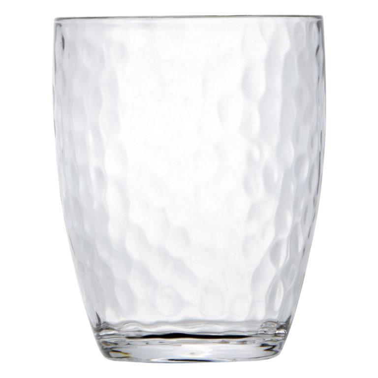 WATER GLASS, ICE