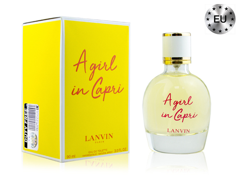 LANVIN A GIRL IN CAPRI, Edt, 90 ml (Lux Europe)