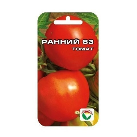 Ранний-83 20шт томат (Сиб сад)