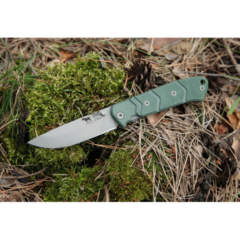 Нож складной Чиж G10