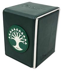 Ultra Pro - Кожаная коробочка Selesnya (100 карт)