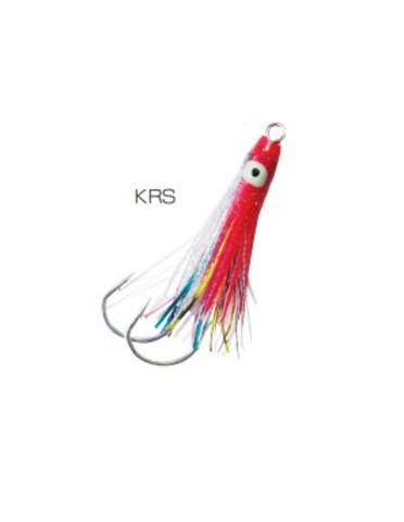 Кальмар оснащенный NAKAZIMA 2724 #1.5 (45mm) KRS