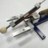 Зажим для стамесок и ножей рубанков для точилок КакБритва