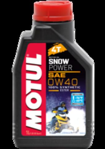 SNOWPOWER 4T 0W40