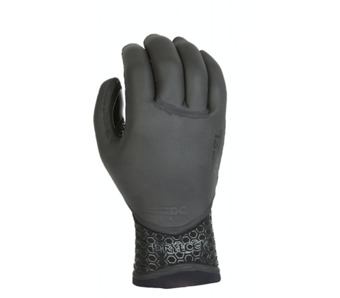 XCEL 5MM DRYLOCK TEXTURE SKIN 5 FINGER GLOVE FALL