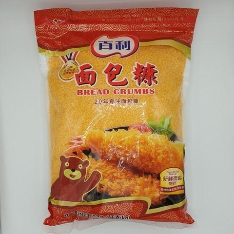 Панировочные сухари DONGGUAN, 1 кг