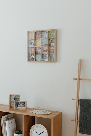 Панно для фотографий GRIDART дерево
