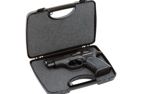 Кейс Negrini для пистолета 23,5x16x4,6 (art. 2038)
