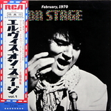 Elvis Presley / On Stage - February, 1970 (LP)