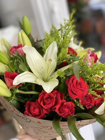 "A Bouquet ""Alice"""