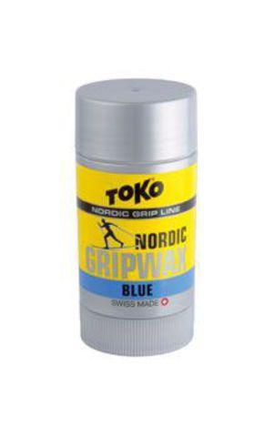 Картинка мазь лыжная Toko Nordic Wax (-7/-30) - 1