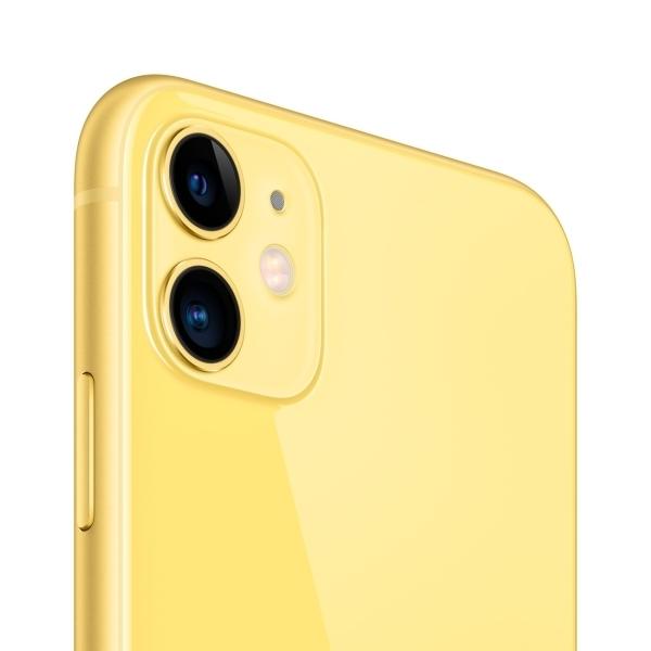 Apple iPhone 11 128 ГБ желтый (как новый)