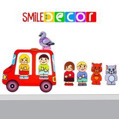 Smile Decor П1019 Пазл Дом