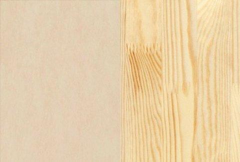 Ткань/Массив: Бентлей Песок/Лак матовый
