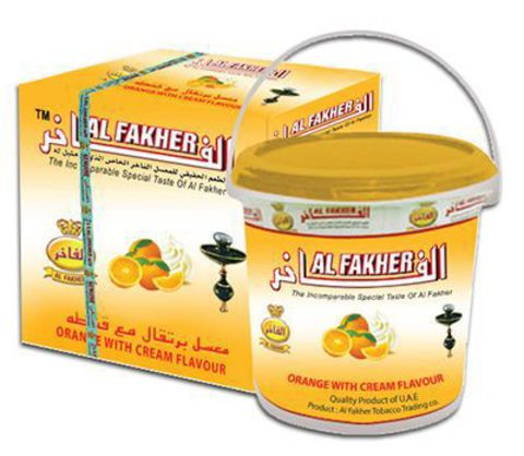 Al Fakher - Апельсин с кремом, килограмм