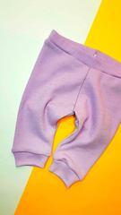 Штаны легкие лаванда