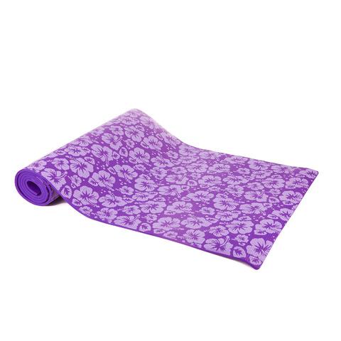 Коврик гимнастический BF-YM03 173*61*0,6 см. (фиолетовый)