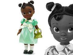 принцесса Диснея Тиана в магазине Магия кукол