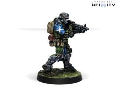 Caledonian Mormaer (вооружен Chain-colt, Heavy Machine Gun)