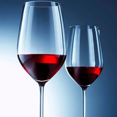 Набор фужеров для красного вина 650 мл, 6 шт, Fortissimo, фото 3