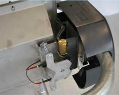 225MS на стену | Механизм подачи воды