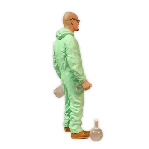 Во все тяжкие фигурка Уолте Уайт зеленый комбинезон