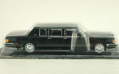 ZIL-41047 black 1:43 DeAgostini Auto Legends USSR #44