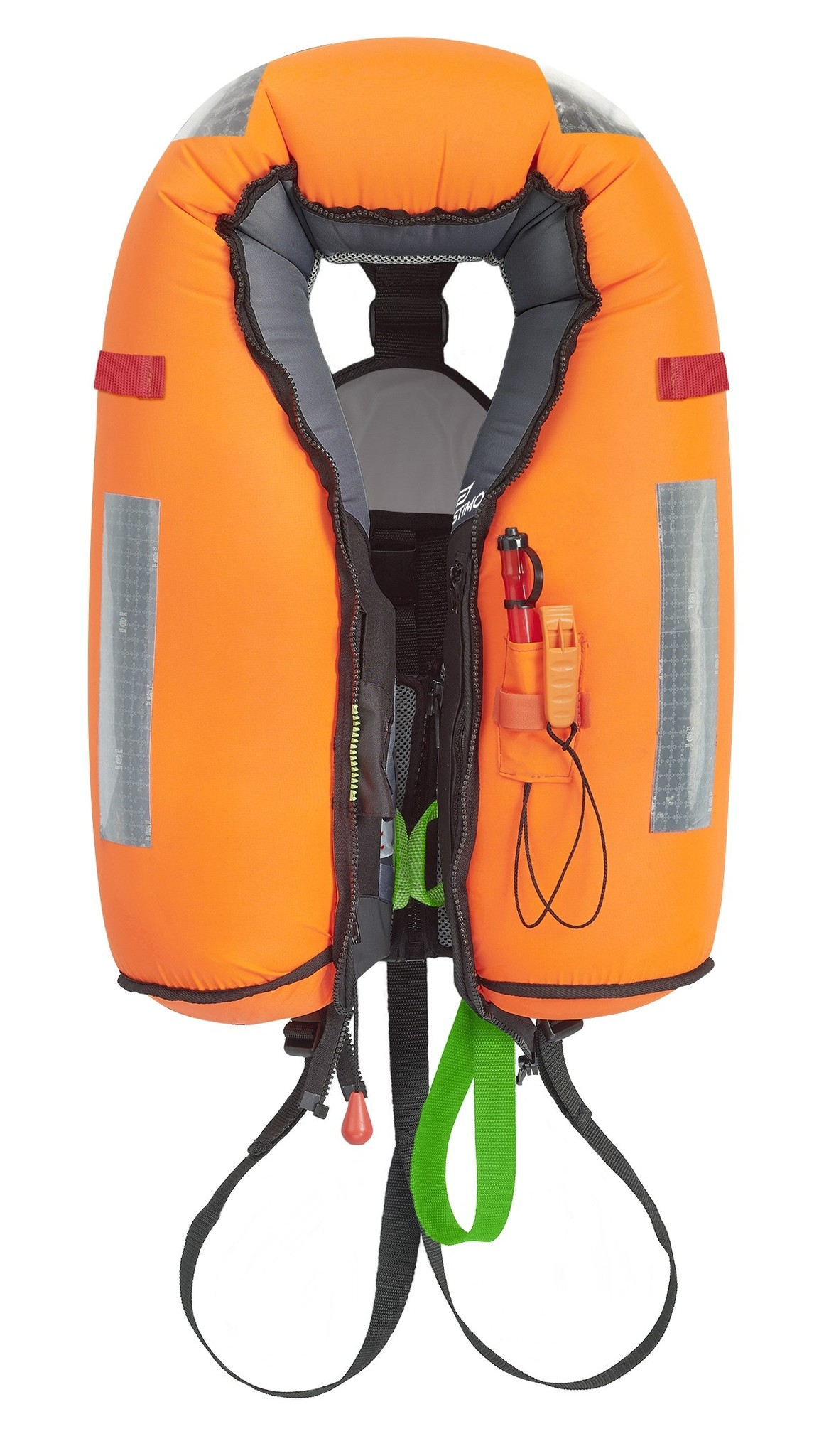 SL180 inflatable lifejacket with harness