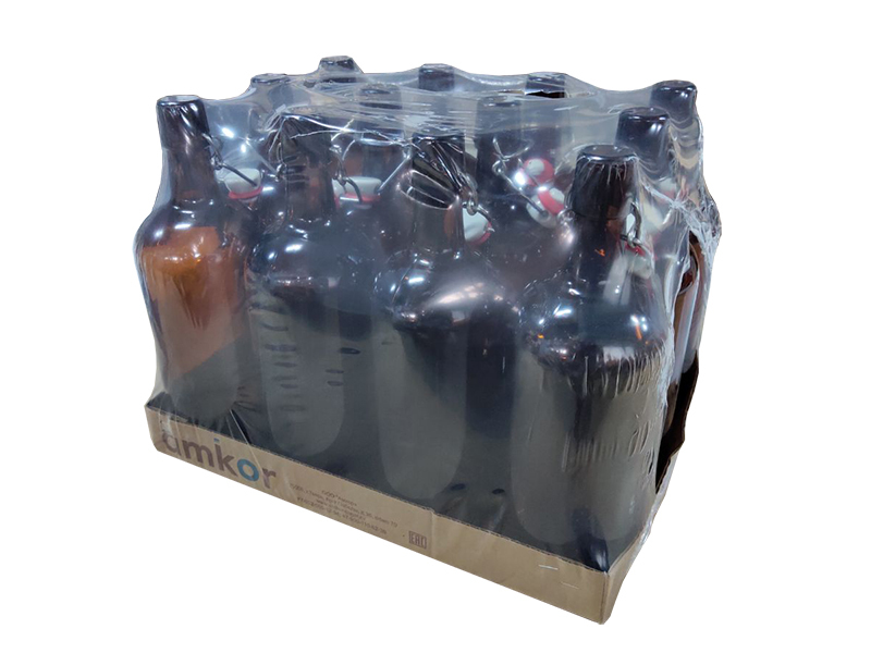 Розлив и хранение пива Бутылка П-32-10 1 литр с бугельной пробкой  12 штук 013135.jpg