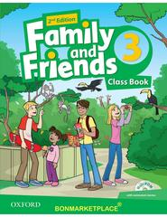 Family and Friends: Level 3: Book + Workbook
