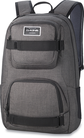 Картинка рюкзак для скейтборда Dakine Duel 26L Carbon - 1