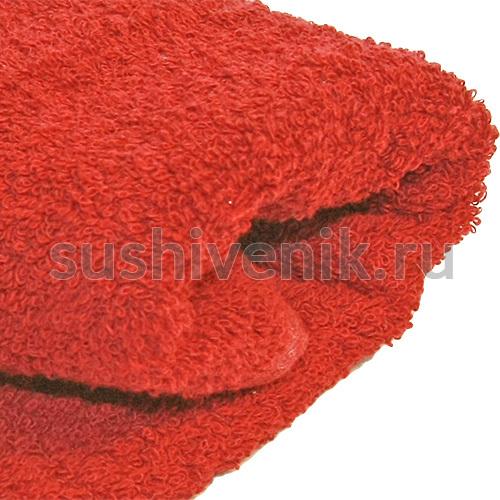 Полотенце бордовое малое