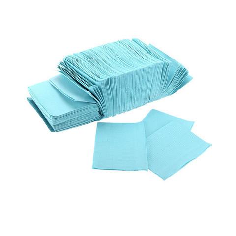 Салфетки стоматологические Dry-Back Medicom синие 500 шт.