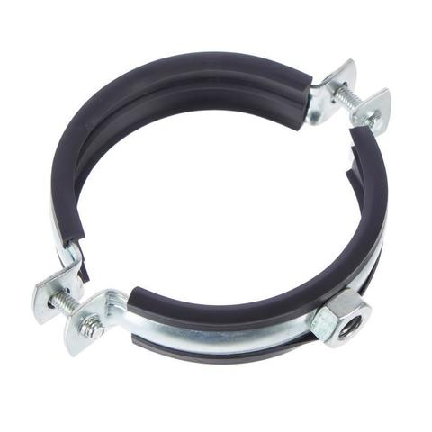 Хомут с резиновым профилем для воздуховода D 200 мм
