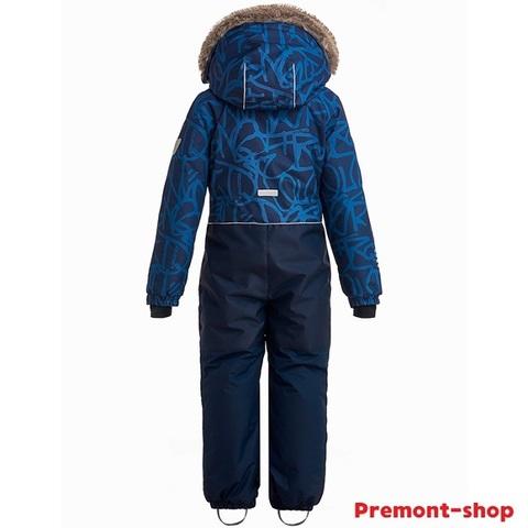 Детский комбинезон Premont Льды Рэд-Ривер WP92175 BLUE