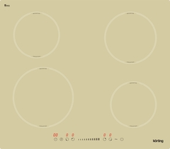 Варочная панель Korting HI 64560 BB