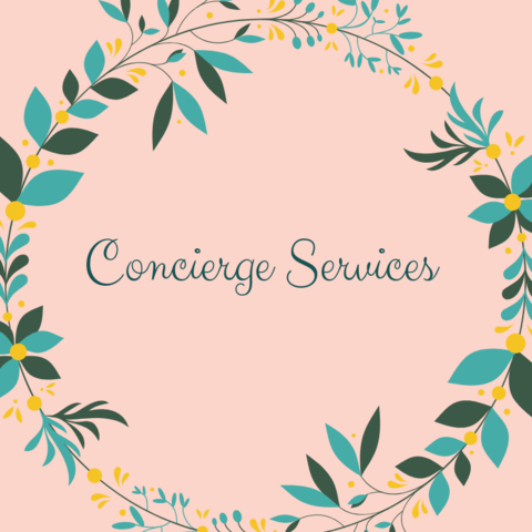 Concierge  მომსახურეობა