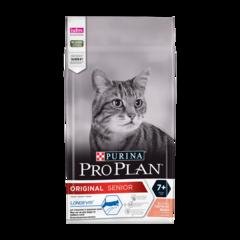 Purina Pro Plan Original Senior Сухой корм для кошек старше 7 лет с Лососем