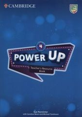 Power Up 4 Teacher's Resource Book With Online Audio