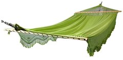 Гамак двухместный Besta Fiesta Тulip зеленый