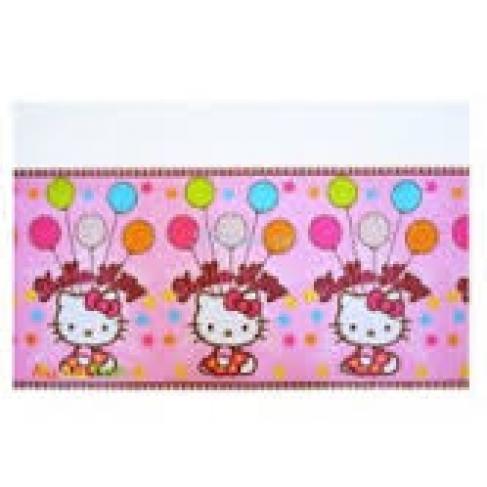 Скатерть полиэтиленовая Hello Kitty 1,4х2,6м