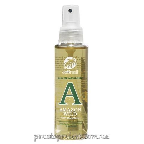 Dobrasil olio per massaggio «amazon wild» - Массажное масло «Дикая амазония»