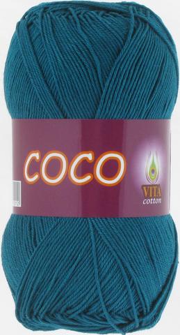 Пряжа Vita Coco 4330 морская волна