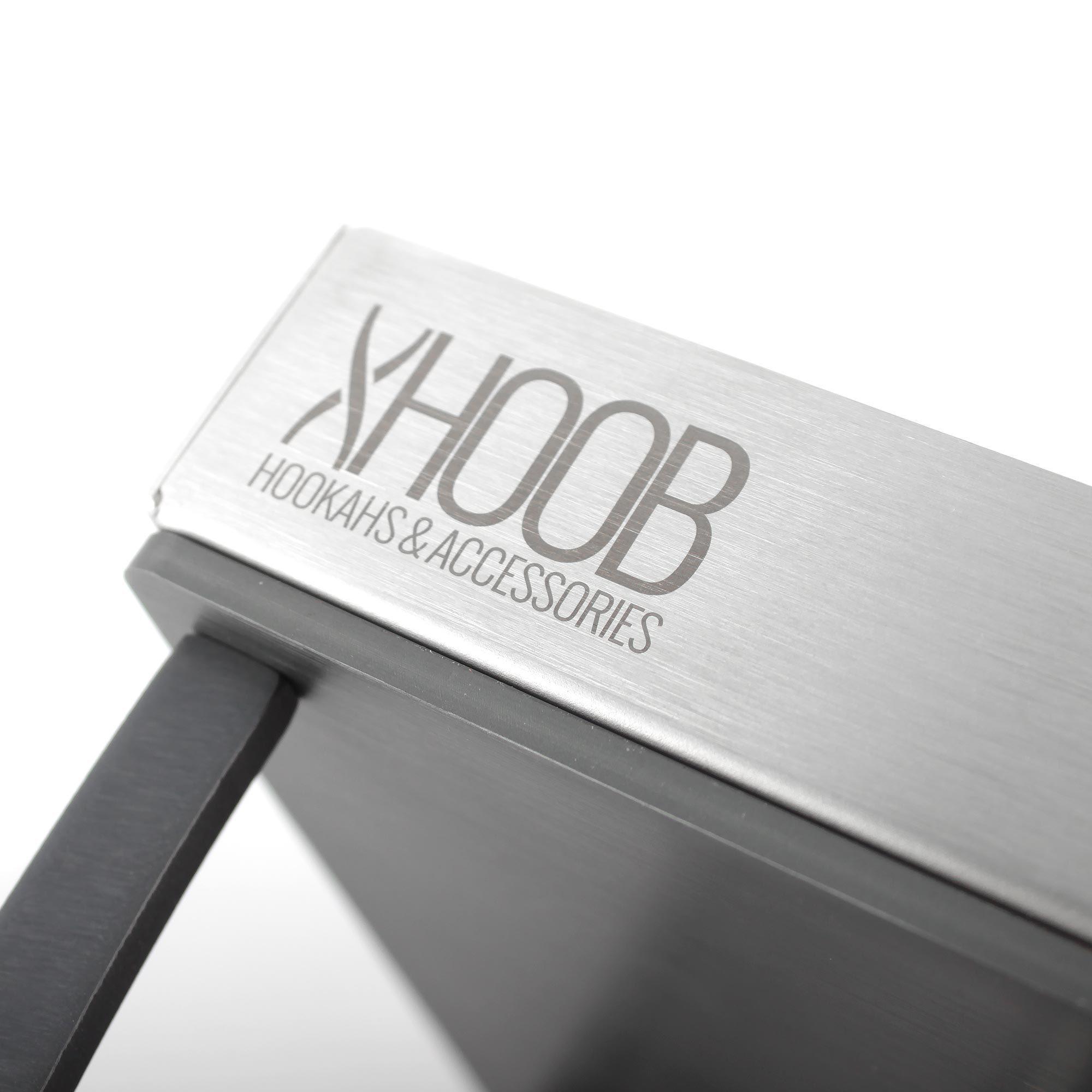 Гравировка на блюдцу XHOOB