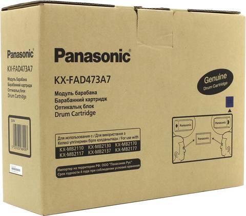 Картридж PANASONIC KX-FAD473A7