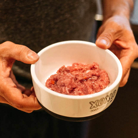 Корм из говядины SUPERPET для песиков