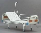 Медицинская функциональная кровать КФО-01(МЕТ) полная комплектация с поднимающимся изголовьем
